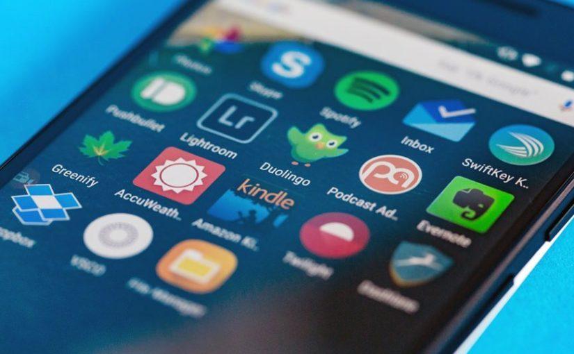 Las tres mejores aplicaciones para Android 2018